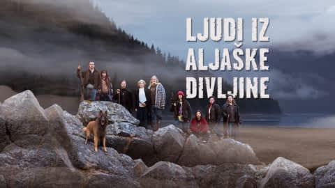 Ljudi iz aljaške divljine en replay