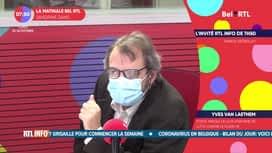 L'invité de 7h50 : Yves Van Laethem (30/11)