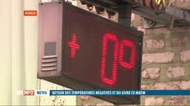 RTL INFO 13H : Le froid est arrivé en Belgique : comment s'y préparer ?