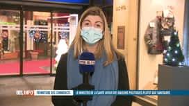 RTL INFO 19H : Coronavirus : les propos de Frank Vandenbroucke fait bondir la clas...