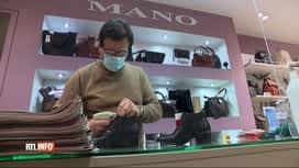 RTL INFO 19H : Coronavirus: les magasins se préparent pour leur réouverture mardi