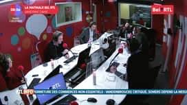 La matinale Bel RTL : Emission du 01/12