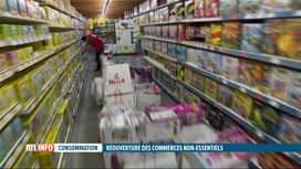 RTL INFO 13H : Coronavirus: les magasins de jouets ont rouvert ce matin