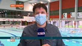 RTL INFO 13H : Coronavirus: certaines piscines rouvrent leurs portes aujourd'hui