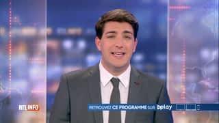 RTL INFO 13H : RTL INFO 13 heures (01/12/20)