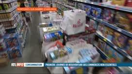 RTL INFO 19H : Coronavirus: les magasins de jouets ont rouvert ce matin