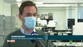RTL INFO 19H : Coronavirus: pratiquer certains métiers interdits est passible de s...