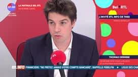 La matinale Bel RTL : Thomas Dermine (02/12)
