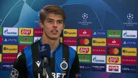 Champions League : 02/12 : Charles De Ketelaere (FC Bruges)