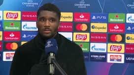 Champions League : 02/12 : Clinton Mata (FC Bruges)