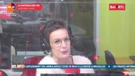 La matinale Bel RTL : Emission du 04/12