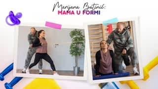 Marijana Batinić: Mama u formi