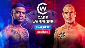 Cage Warriors en replay