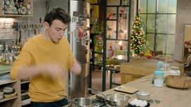 Loïc, fou de cuisine : Croquembouche