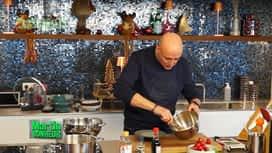 Martin Bonheur : Crevettes grises aux spaghetti japonais
