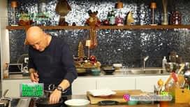 Martin Bonheur : Cabillaud croustillant, purée de buturnut