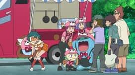 Pokemon : S20E39 Barbara et le professeur de la forêt !