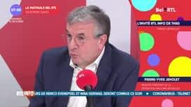 L'invité de 7h50 : Pierre-Yves Jeholet
