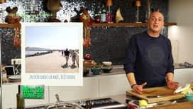 Martin Bonheur : Filet de lotte aux poireaux et romarin