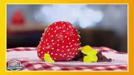 Le meilleur pâtissier : La fraise façon Merouan
