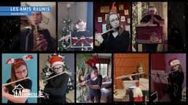 Noël à domicile : Emission du 21/12/20