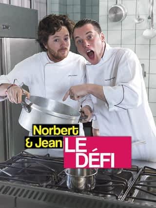 Norbert et Jean : le défi !