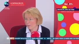 L'invité de 7h50 : Sabine Stordeur (30/12)