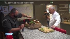 I comme : La coupe de France de Burger