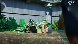 La charge des dinosaures