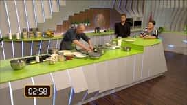 Hagyjál főzni! : Hagyjál főzni! 1. évad 13. rész