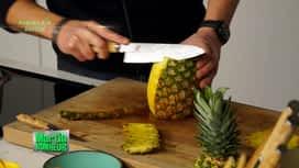 Martin Bonheur : Ananas à la cocotte