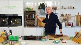 Martin Bonheur : Saumon poché à l'huile
