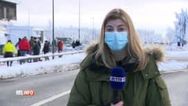 RTL INFO 13H : Baraque de Fraiture : quelle est la situation ce dimanche ?
