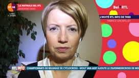 La matinale Bel RTL : Catherine Fonck (11/01)