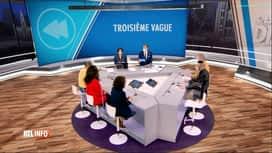 RTL INFO 19H : Variant du coronavirus : certains experts appellent à la prudence