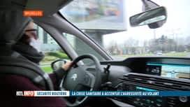 RTL INFO 13H : Coronavirus: le confinement a augmenté l'agressivité sur les routes