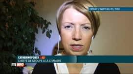 RTL INFO 13H : Coronavirus: Catherine Fonck, sur Bel RTL, a évoqué la vaccination