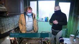 RTL INFO 13H : Un livreur de mazout sauve une vieille dame d'un incendie