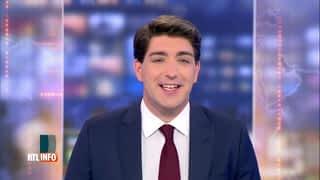 RTL INFO 13H : RTL INFO 13 heures (11/01/21)