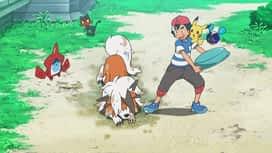 Pokemon : S21E04 Un discret avertissement !