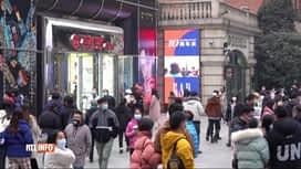 RTL INFO 19H : Coronavirus: il y a un an, la Chine signalait le premier décès dû a...