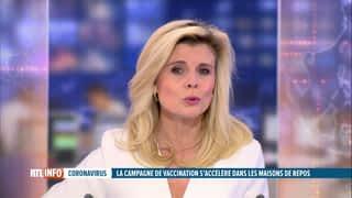 RTL INFO 19H : RTL INFO 19 heures (11/01/21)