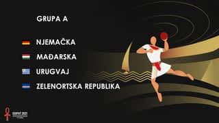 Svjetsko prvenstvo u rukometu 2021. - GRUPA A