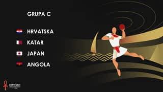 Svjetsko prvenstvo u rukometu 2021. - GRUPA C