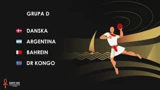 Svjetsko prvenstvo u rukometu 2021. - GRUPA D