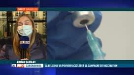 RTL INFO 19H : Coronavirus: des seringues adaptées au vaccin Pfizer pourraient man...