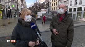 RTL INFO 19H : Coronavirus: les Belges vont-il renoncer aux vacances de Carnaval ?