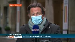 RTL INFO 13H : RTL INFO 13 heures (12/01/21)