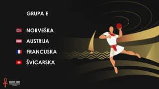 Svjetsko prvenstvo u rukometu 2021. - GRUPA E