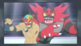 Pokemon : S21E20 Un rival flamboyant !